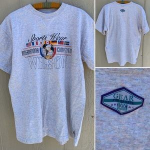Vintage Sports Wear International Competition Tee